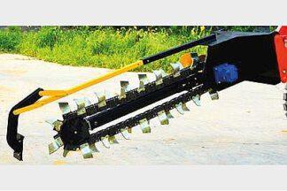 Grabenfraese M 01, Puma Multipower